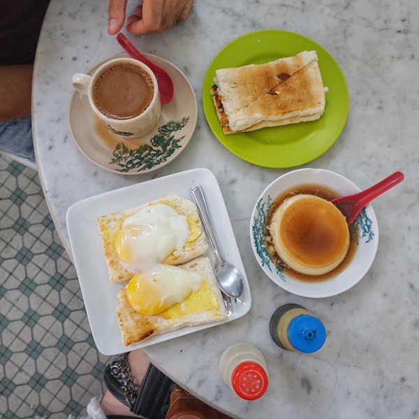 Sun Yuan Foong Old Town White Cafe (舊街場新源豐白咖啡)