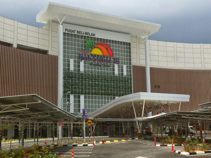 AEON Mall Station 18