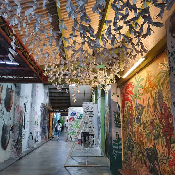 Art Lane Penang