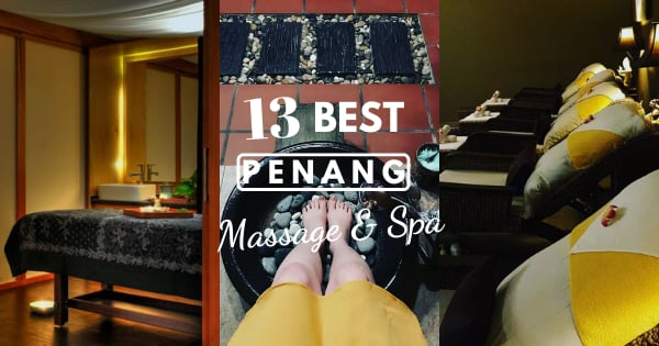 Penang Massage Spa