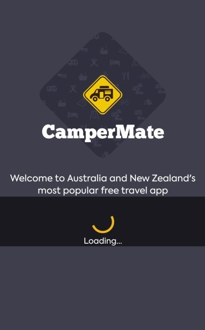 CamperMate - a free travel app for New Zealand