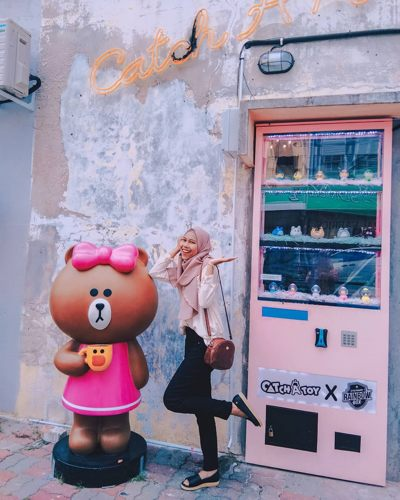 Catch A Toy in Ipoh - photo credits to frhanem (Instagram)