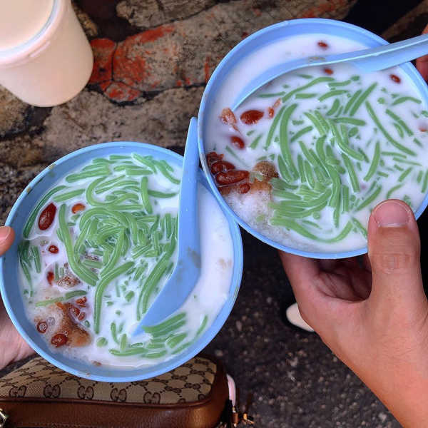 Penang Road Famous Teochew Chendul Is One Of The Penang Famous Food