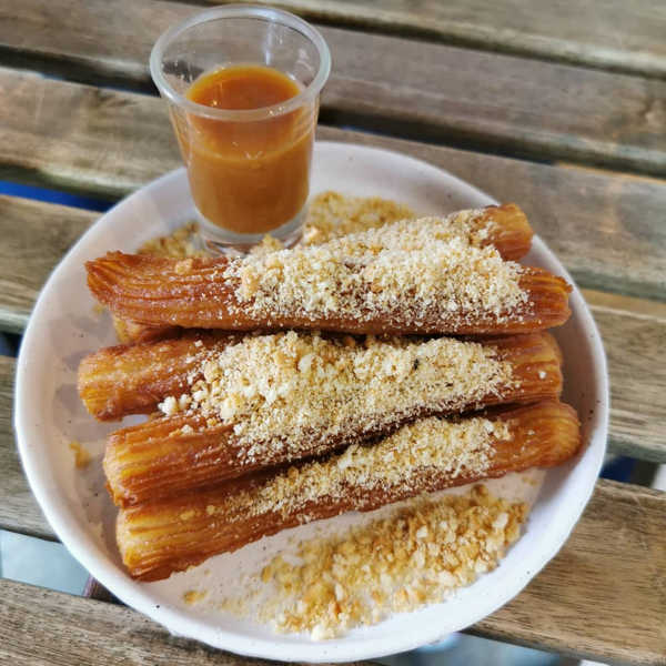 Churros From The Alley, 5 Stewart Lane