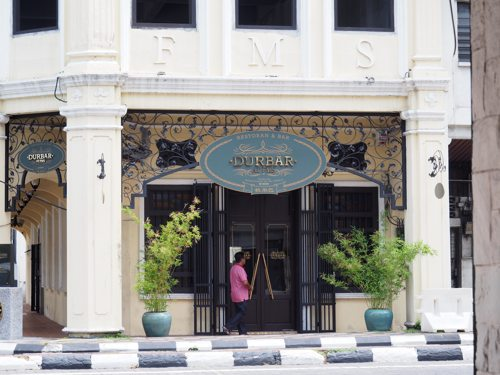 Durbar (FMS) - one of the most popular cafes in Ipoh