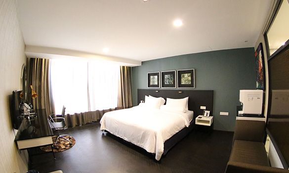Executive Deluxe room in Bedrock Hotel Ipoh
