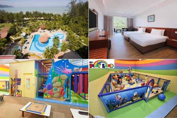 Family Highlights At The Bayview Beach Resort