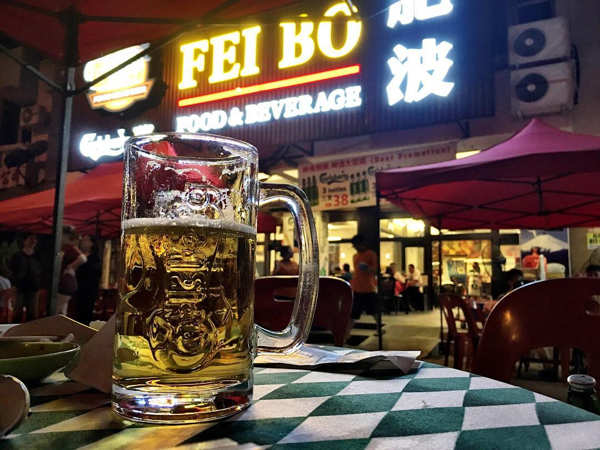 Fei Bo Snow Beer Ipoh Garden East 肥波雪花啤东区