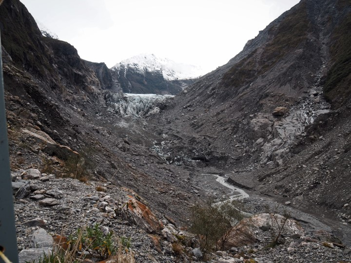 Fox glacier- One of the highlights in our 1 month self-drive trip around New Zealand during winter. More on www.travelswithsun.com