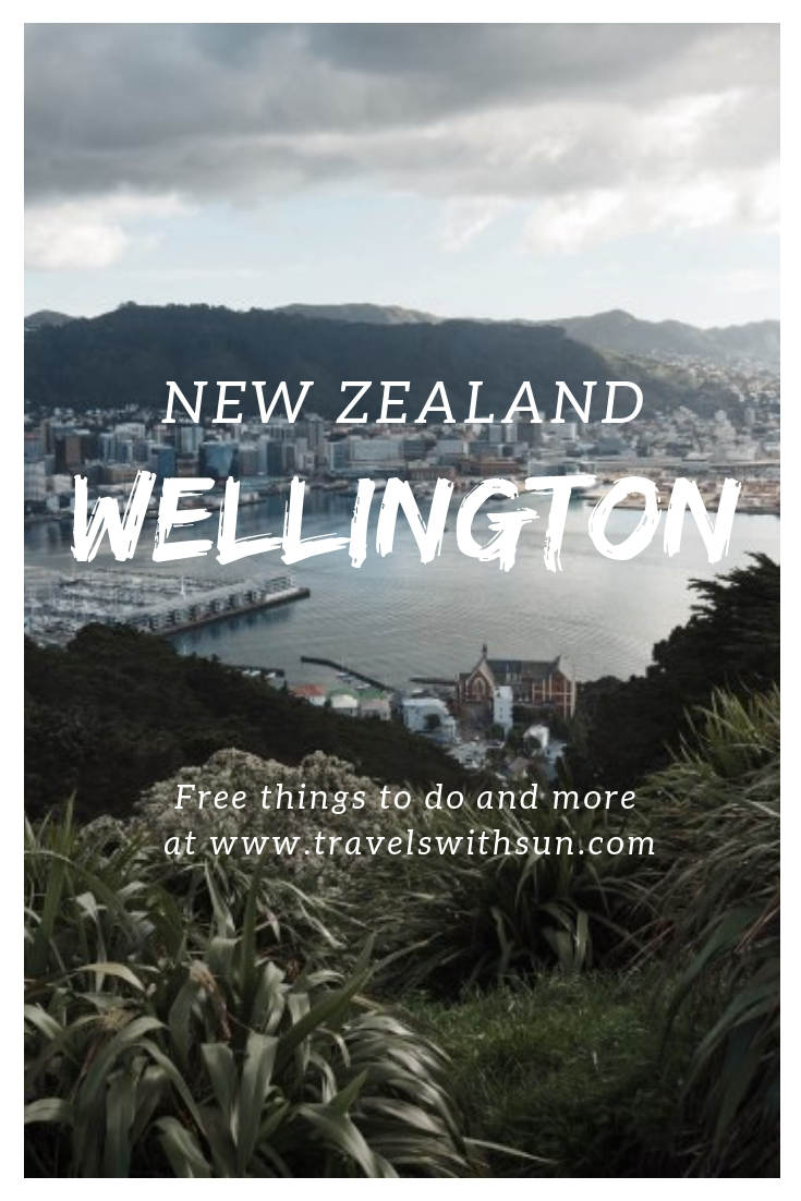 Free things to do in Wellington New Zealand and more on www.travelswithsun.com