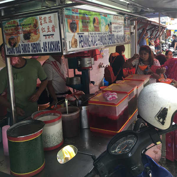 Good Business At Penang Road Famous Chendol