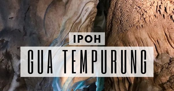 Gua Tempurung Caving (Tempurung Cave): Fantastic Caving Experience To Try In 2020