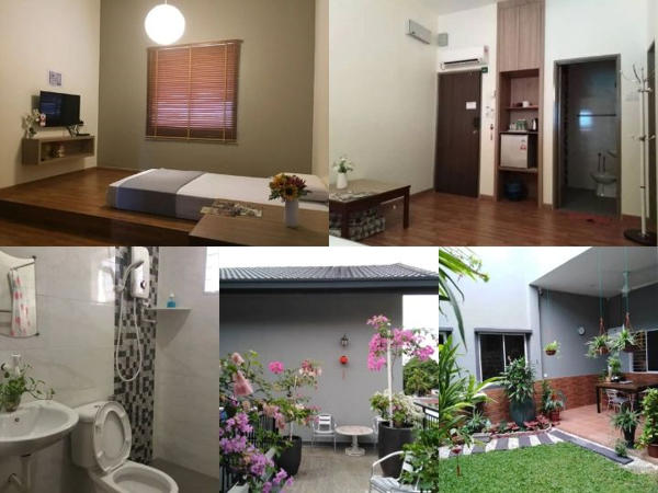 Guest Suite & common spaces at Ipoh Home Inn
