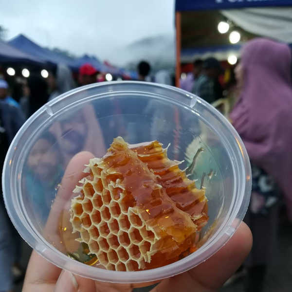 Honeycomb at Brinchang Night Market