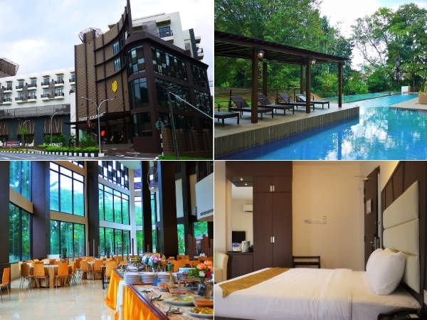 Hotel Grand Baron Hotel at Taiping
