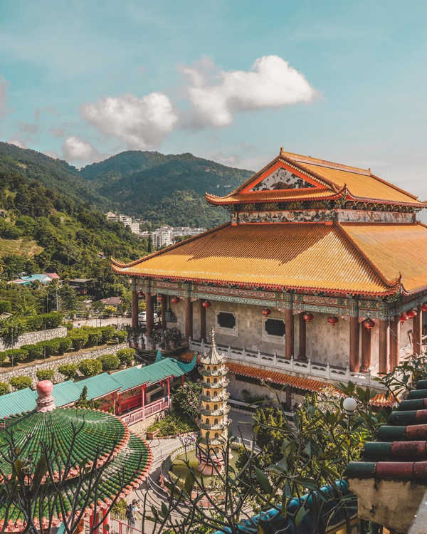 Must-do Penang Attraction - Kek Lok Si Temple