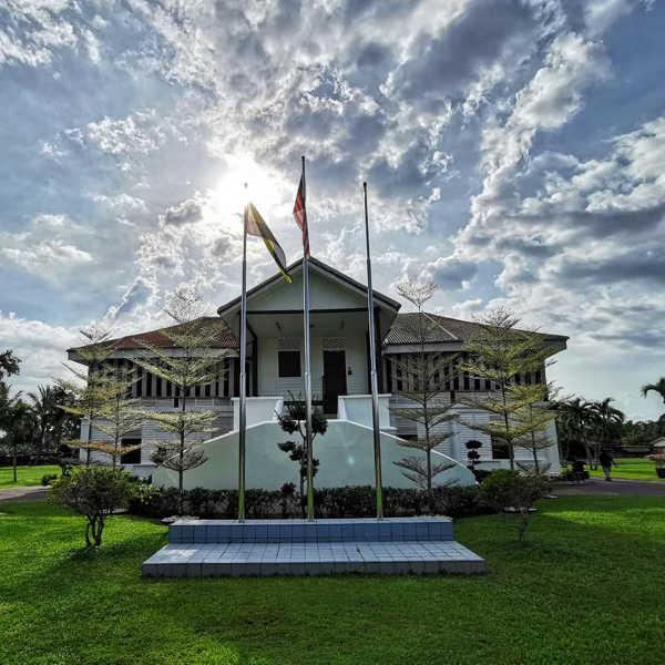 Kota Ngah Ibrahim or Matang Museum