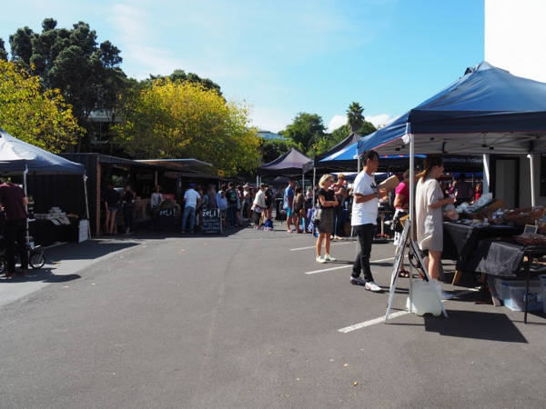 La Cigale French Market in Auckland
