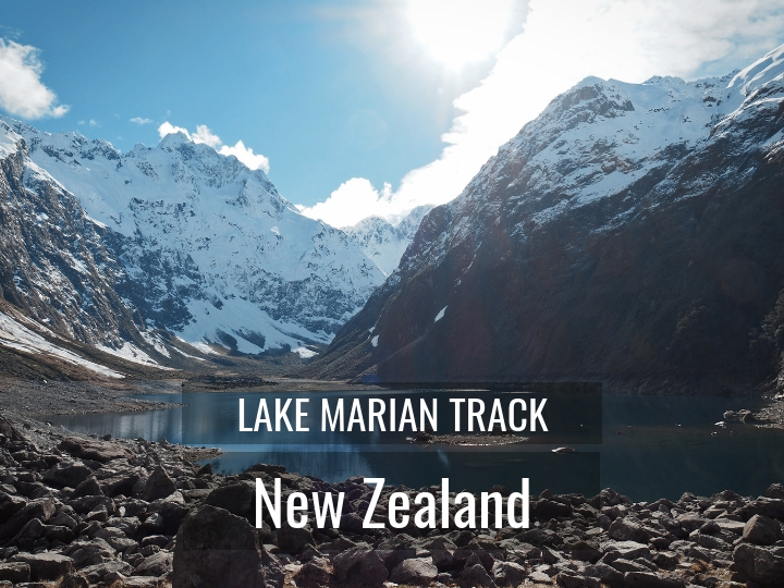 Lake Marian Track in Fiordland, New Zealand - More on what to expect on this challenging hike on www.travelswithsun.com