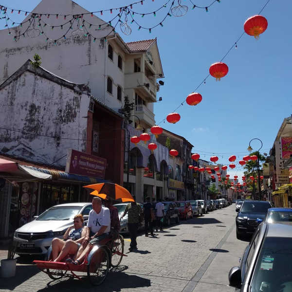 Little India Of Penang