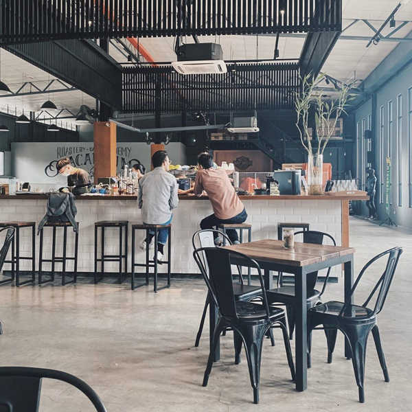 Macallum Connoisseurs Cafe In Penang