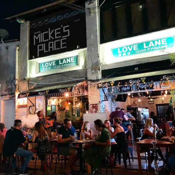 Micke's Place Love Lane