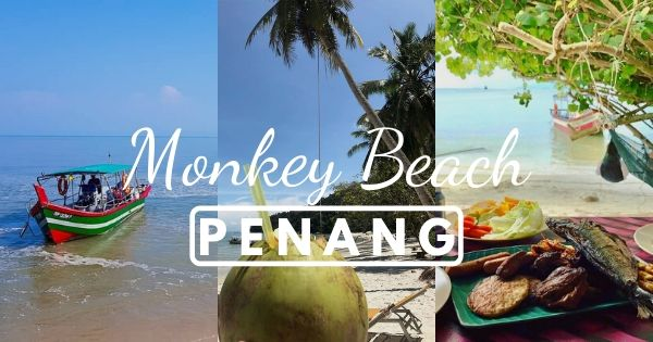 Monkey Beach Penang