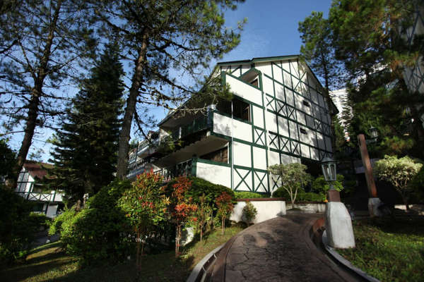 One Of The Units At Copthorne Hotel Cameron Highlands