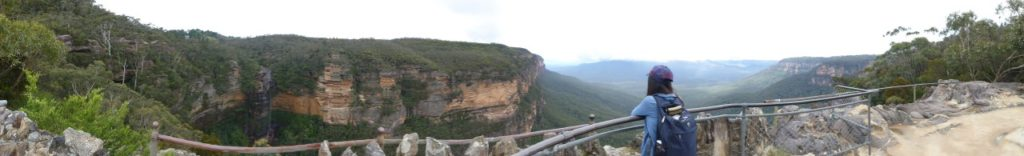 Panaroma- Blue Mountains