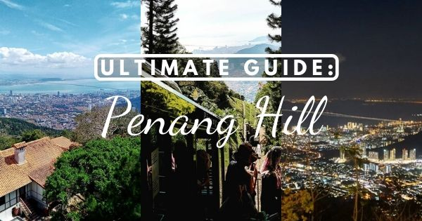 Penang Hill Guide