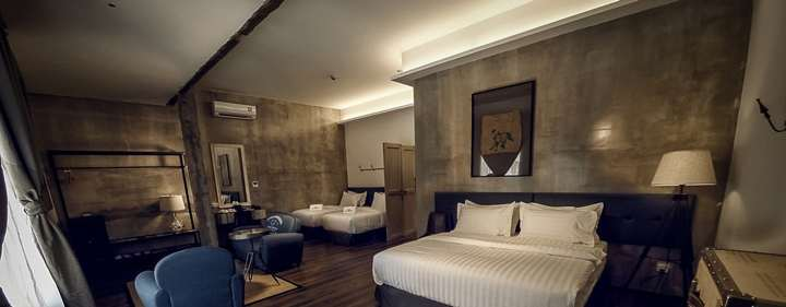 Premium Family Suite at Merton Hotel Ipoh