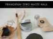 Review - Frangipani zero waste haul by www.travelswithsun.com