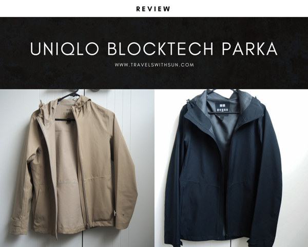 UNIQLO Blocktech Parka Review