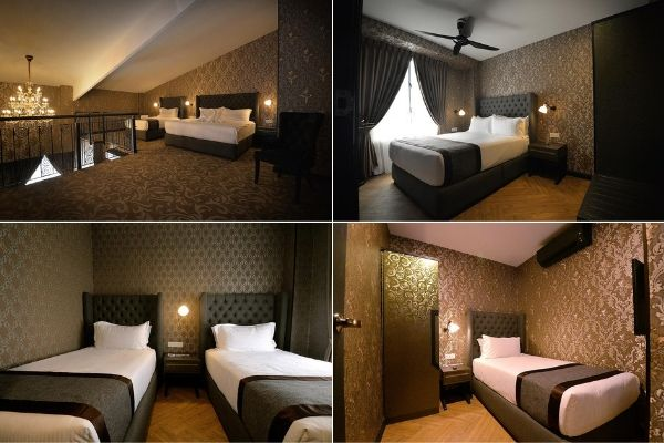 Rooms At 1969 Business Suites