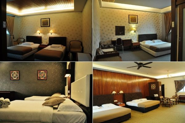 Rooms At D Eastern Hotel