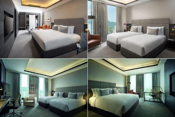 Rooms At G Hotel Kelawai Penang