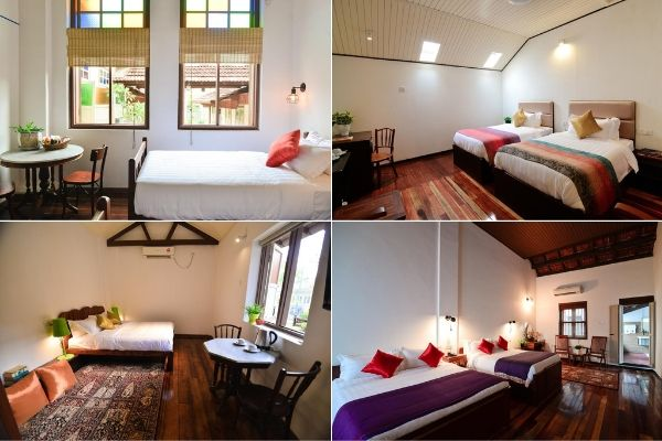 Rooms At Sarang Paloh Heritage Stay & Event Hall