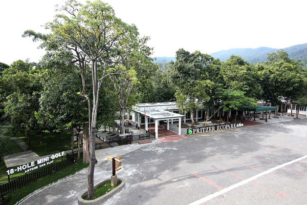 Spritzer Ecopark at Taiping Town