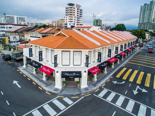 Stay In A Heritage Style Building Like Macallum Central Hotel By PHC