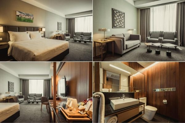Studio King Room (Standard Style) At Weil Hotel Ipoh