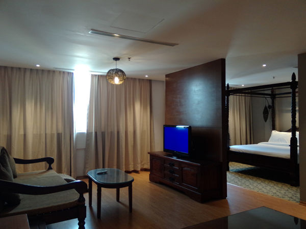 Studio Suite At Hotel Excelsior Ipoh