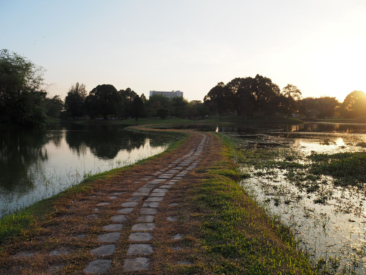 Charcoal Factory And Lake Gardens In Taiping Travelswithsun