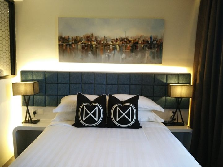 M Roof Hotel & Residences 的 Superior Room