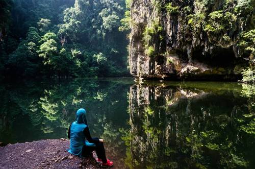 Tasik Cermin in Ipoh - photo credits to safaa_trabelsi (Instagram)