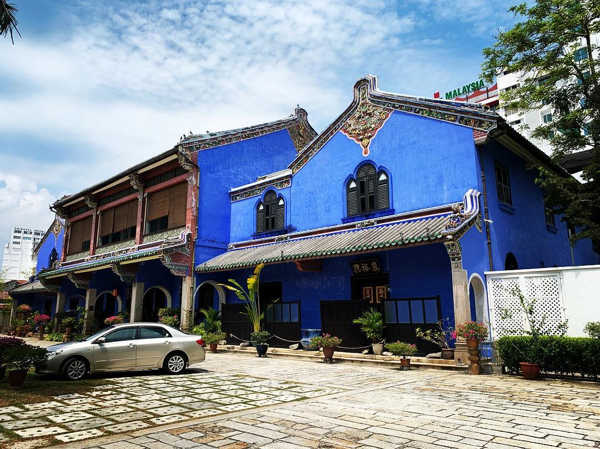 The Blue Mansion (Cheong Fatt Tze Mansion)