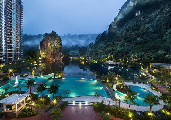 The Haven Resort Hotel In Ipoh