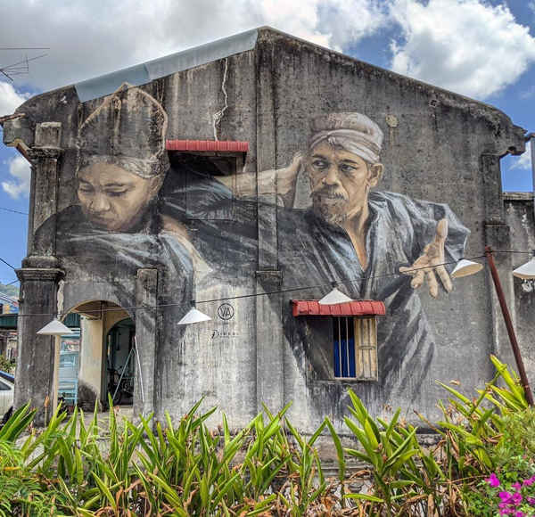 The Silat Master By Yulia Volchkova At Balik Pulau, Penang