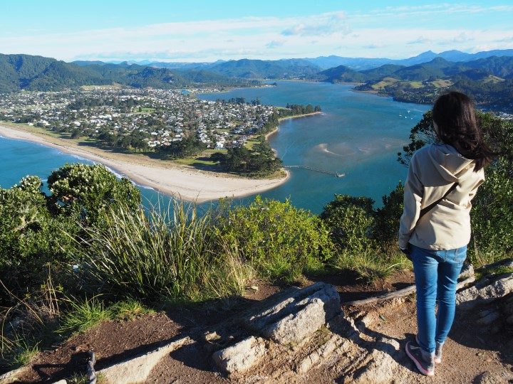 The view from Paku Hill summit - more on www.travelswithsun.com