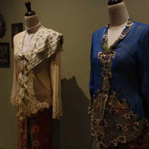 Traditional Malay Costumes At The Penang State Museum & Art Gallery