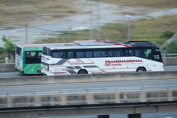 Transnasional Bus Service - One Of The Many Bus Operator Companies In Malaysia